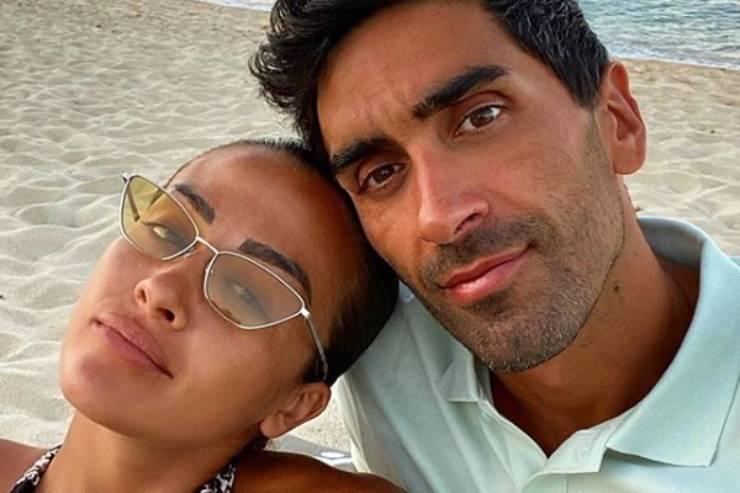 Giorgia Palmas e Filippo Magnini: sarà proprio lei la loro testimone di nozze
