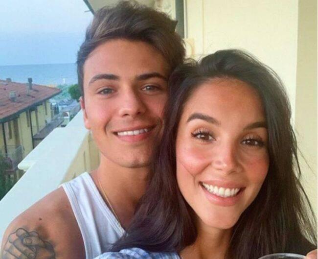Paola Di Benedetto e Federico Rossi