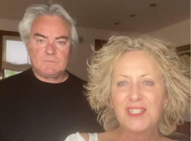 Carolyn Smith marito
