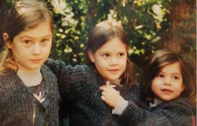 tre sorelline oggi famose