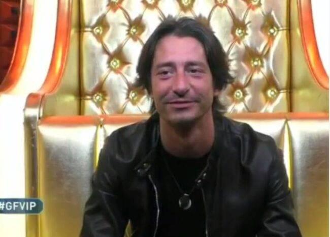 GF Vip fidanzata Francesco Oppini