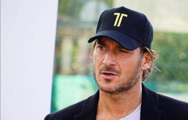 Francesco Totti mamma