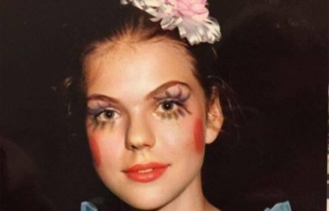 Qui 12 anni oggi showgirl