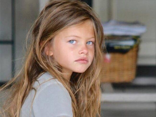 La bambina più bella del mondo