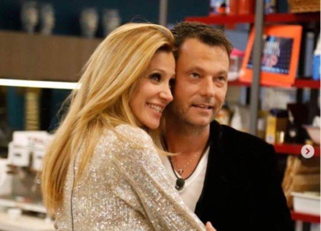 Adriana Volpe rottura marito Roberto Parli