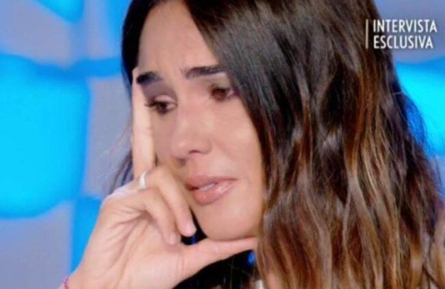 silvia toffanin verissimo lacrime