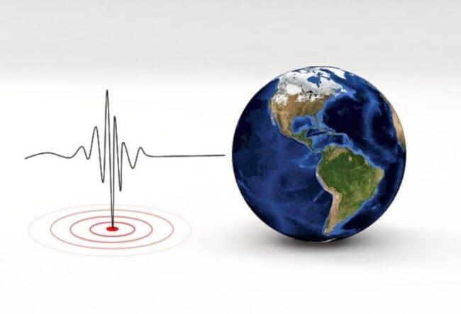 Terremoto Sud