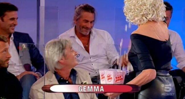 Gemma Galgani sfilata