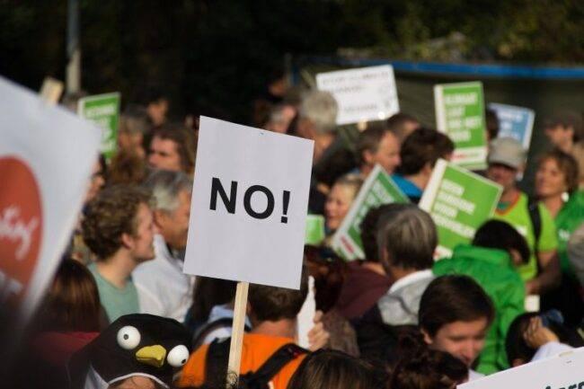 coronavirus proteste salento