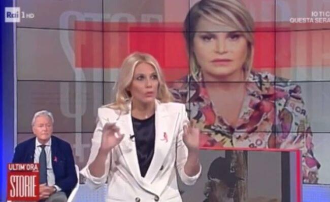 Eleonora Daniele critica Chiara Ferragni e Fedez risponde