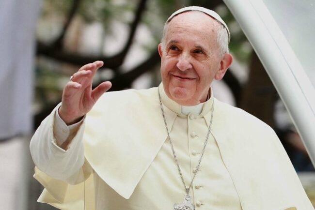Carlo Acutis Papa Francesco