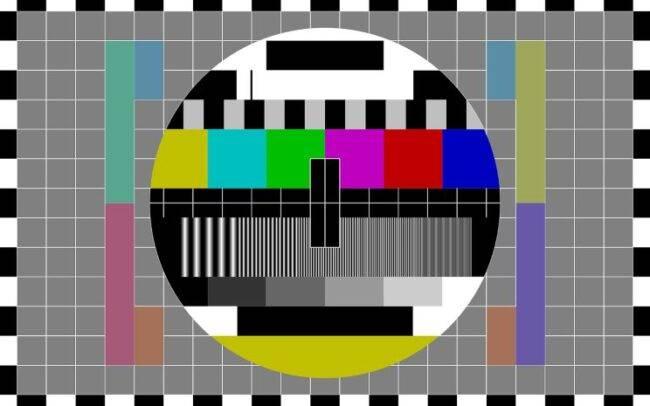 tv lutto morto