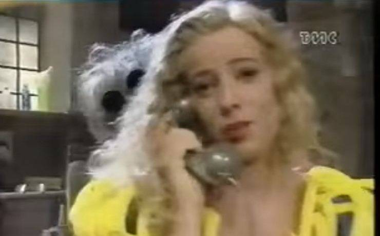 Alessia Marcuzzi prima trasmissione