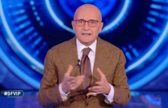 Alfonso Signorini GF Vip doppio appuntamento