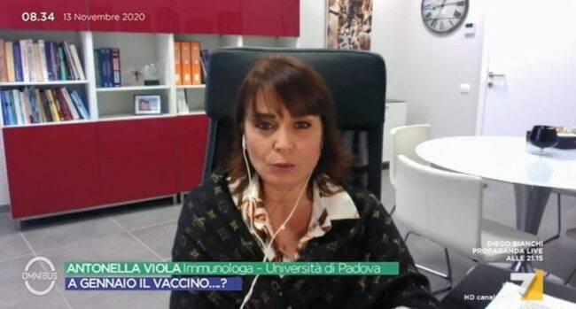 Coronavirus vaccino frenata