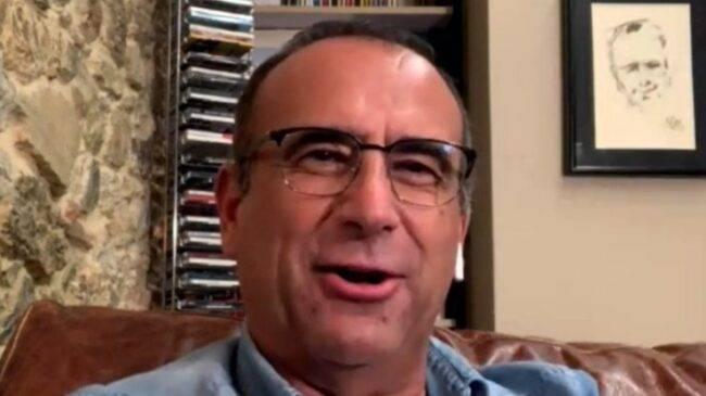 Covid Carlo Conti