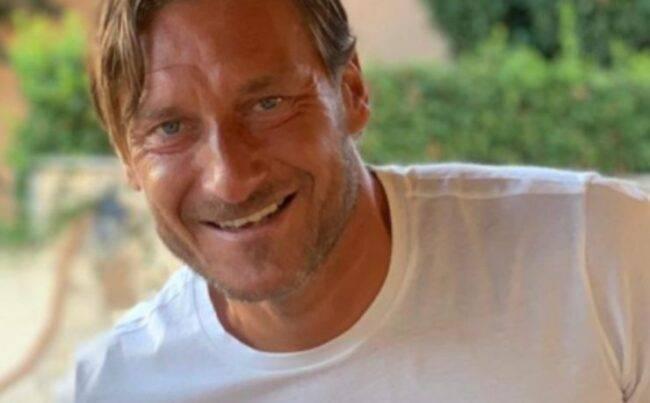 Francesco Totti quarantena