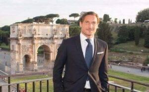 Coronavirus Francesco Totti