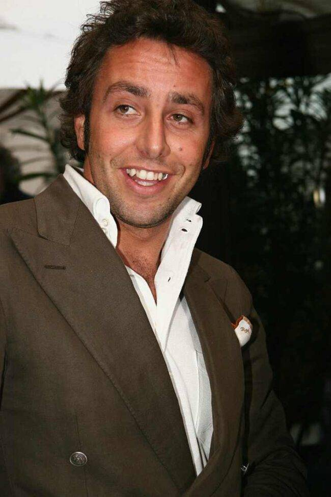 Roberto Mercandalli GF 8
