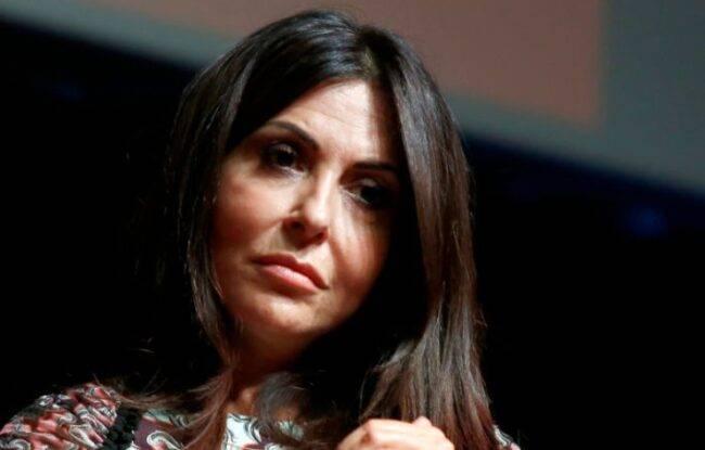 Sabrina Ferilli non avuto figli