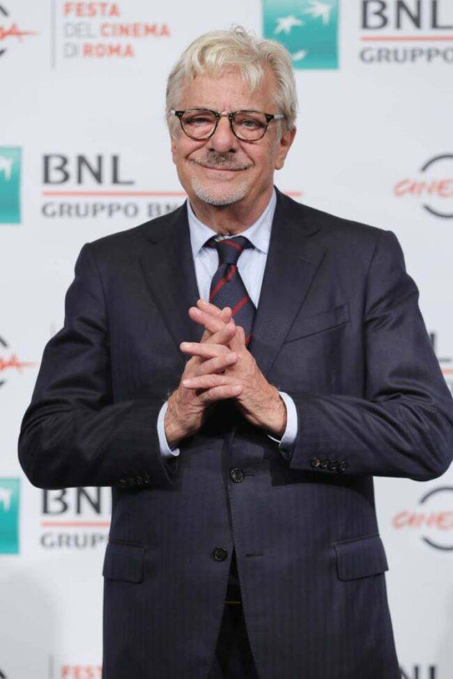 Giancarlo Giannini lutto