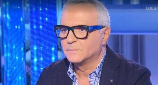 Giorgio Panariello sostanze stupefacenti