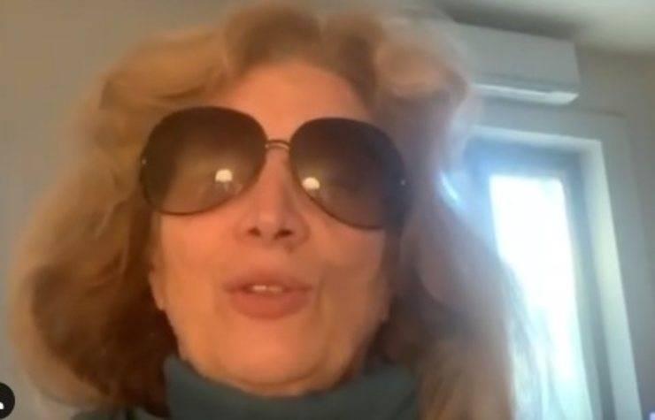 Iva Zanicchi Domenica In