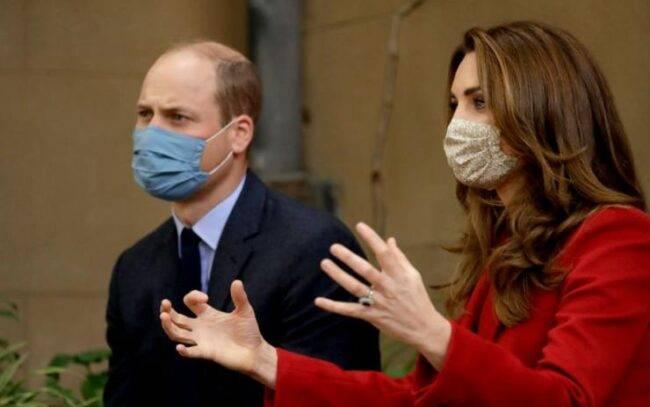 Kate e William lutto