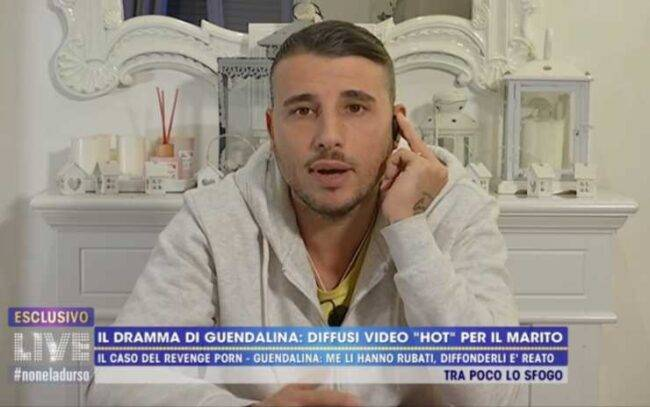 Guendalina Tavassi video marito