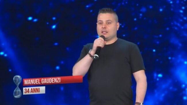 Tu si que Vales 2020 Manuel Guadenzi