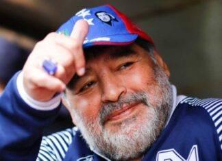 Maradona, la leggenda del calcio: la spettacolare amichevole del 1984