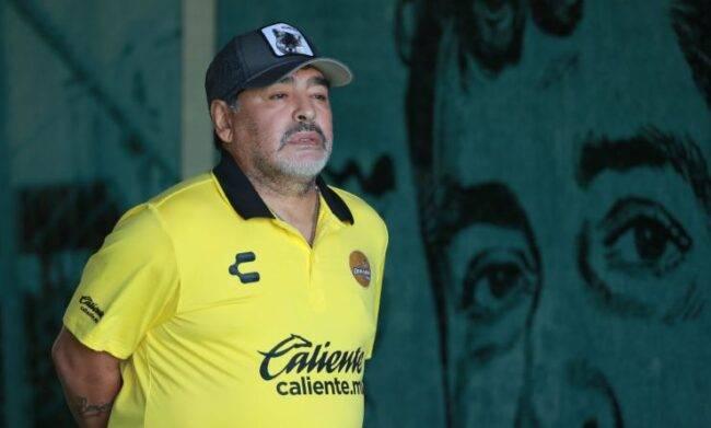E' morto Diego Armando Maradona: la notizia da poco arrivata