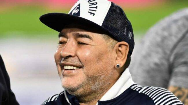 Maradona Cristiana Sinagra