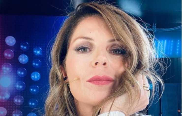 Marina La Rosa retroscena