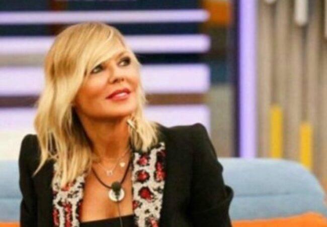 Matilde Brandi spiega il motivo del suo pianto a Live: rivelazione choc della donna