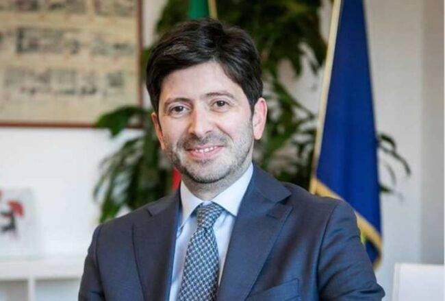 Roberto Speranza vaccino annuncio