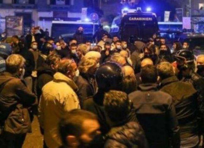 Campania protesta