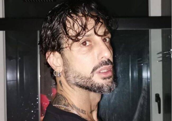 Fabrizio Corona shock