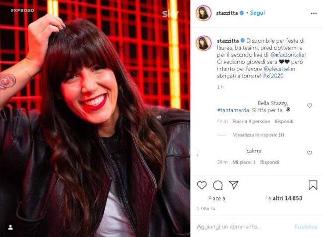 Daniela Collu X Factor annuncio
