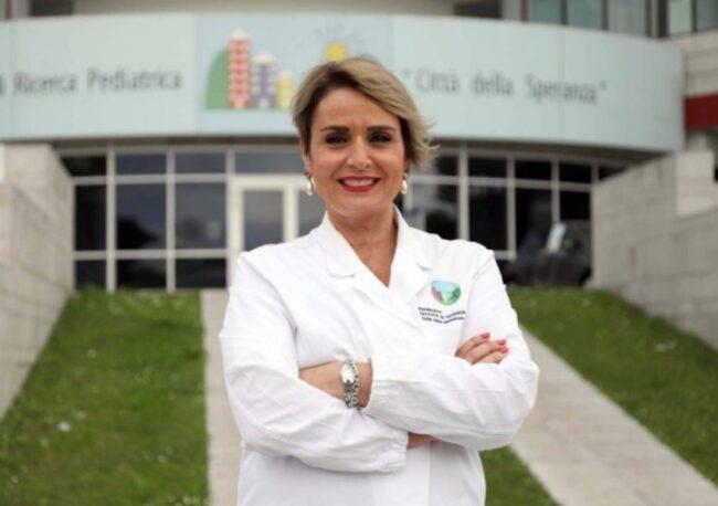 Antonella Viola immunologa