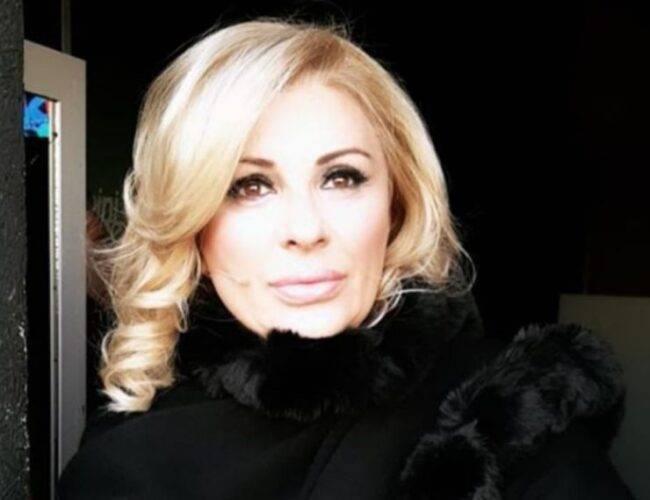 GF Vip Tina Cipollari