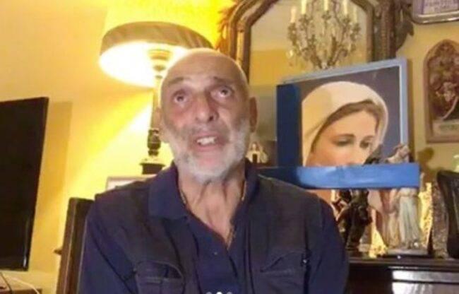 Paolo Brosio conversione