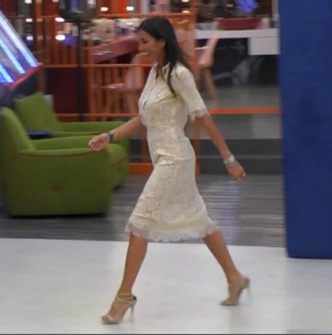 Elisabetta Gregoraci outfit