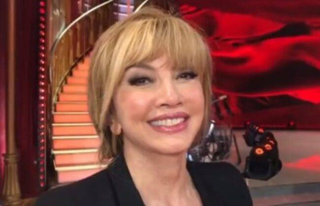 Milly Carlucci grande passion