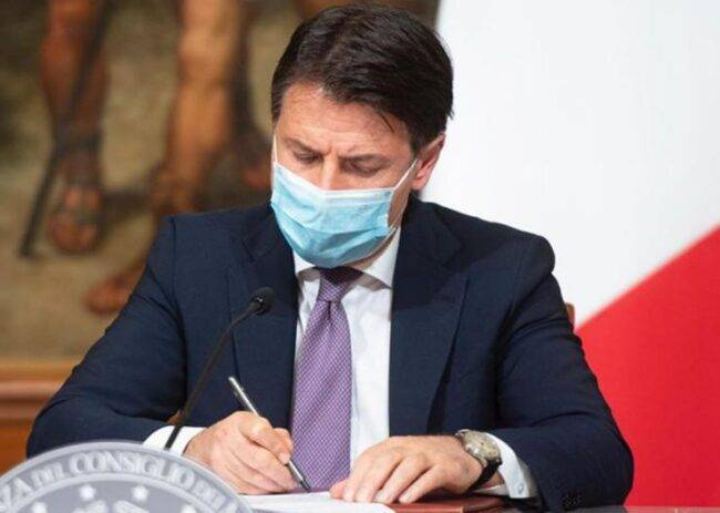 Covid manovra Giuseppe Conte