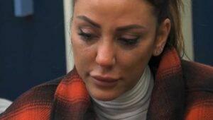 GF Vip Selvaggia Roma lacrime