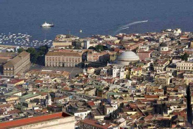 Campania autocertificazione Napoli