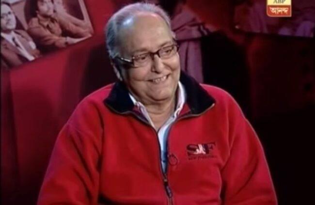 soumitra chatterjee morto