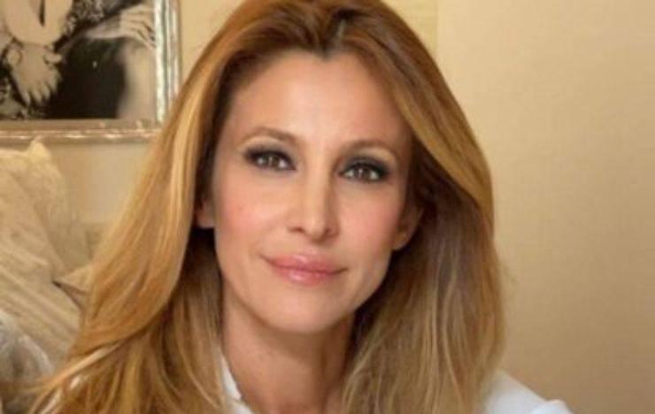 E' proprio lei, l'amatissima Adriana Volpe: nella foto appare quando era ancora una bambina