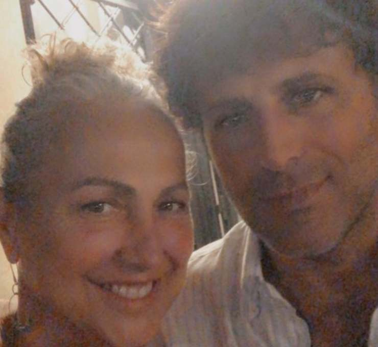 Alessandra Celentano ex marito
